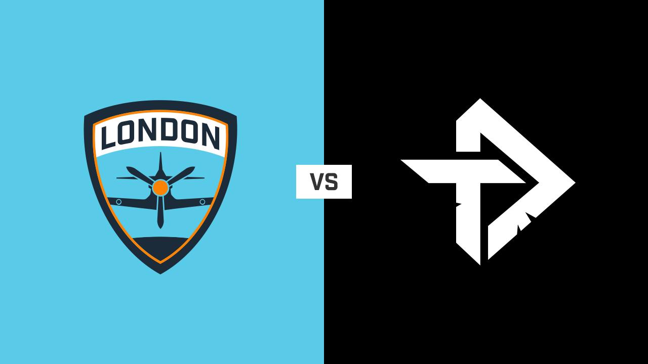 完整比赛 | London Spitfire VS Toronto Defiant