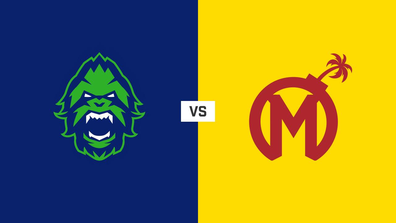 完整比赛 | Vancouver Titans VS Florida Mayhem