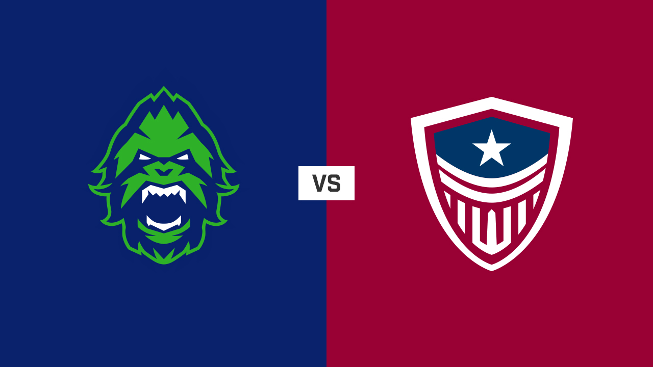 完整比赛 | 温哥华泰坦队 VS 华盛顿正义队