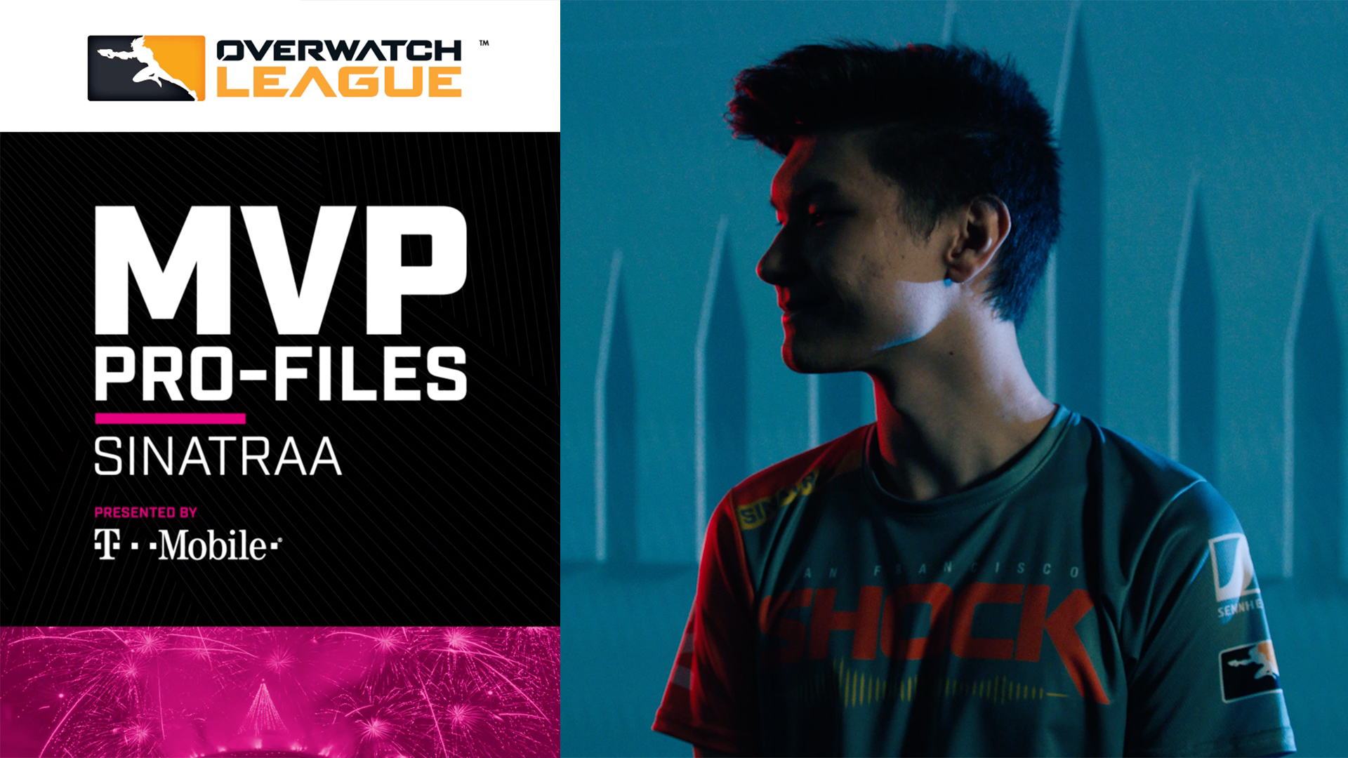 Overwatch League MVP Pro-Files: sinatraa