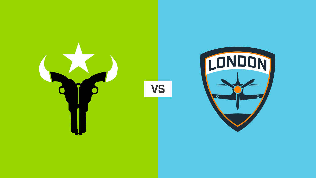 完整比赛 | 休斯顿神枪手队 VS 伦敦喷火战斗机队