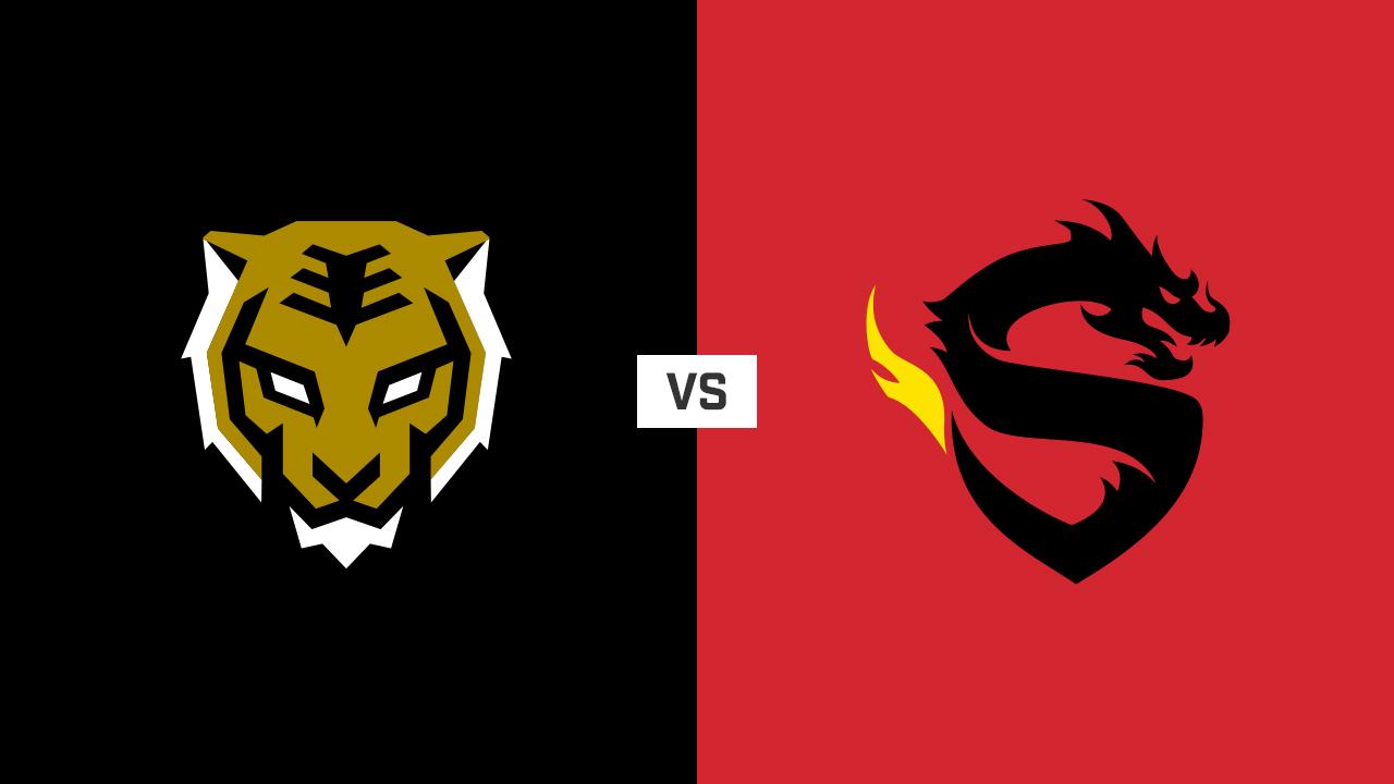 完整比赛 | 首尔王朝队 VS 上海龙之队