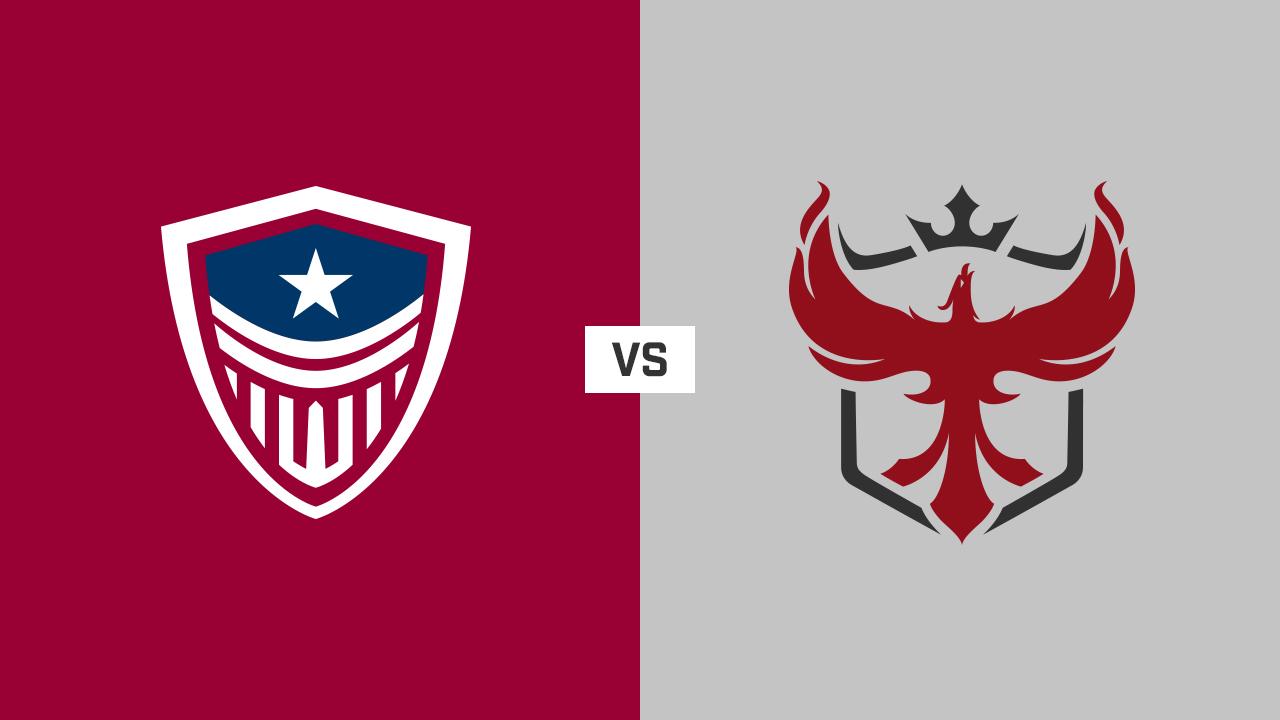 完整比赛 | 华盛顿正义队 VS 亚特兰大君临队