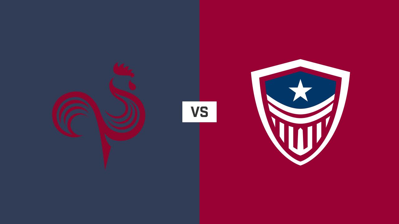 完整比赛 | 巴黎永生队 VS 华盛顿正义队