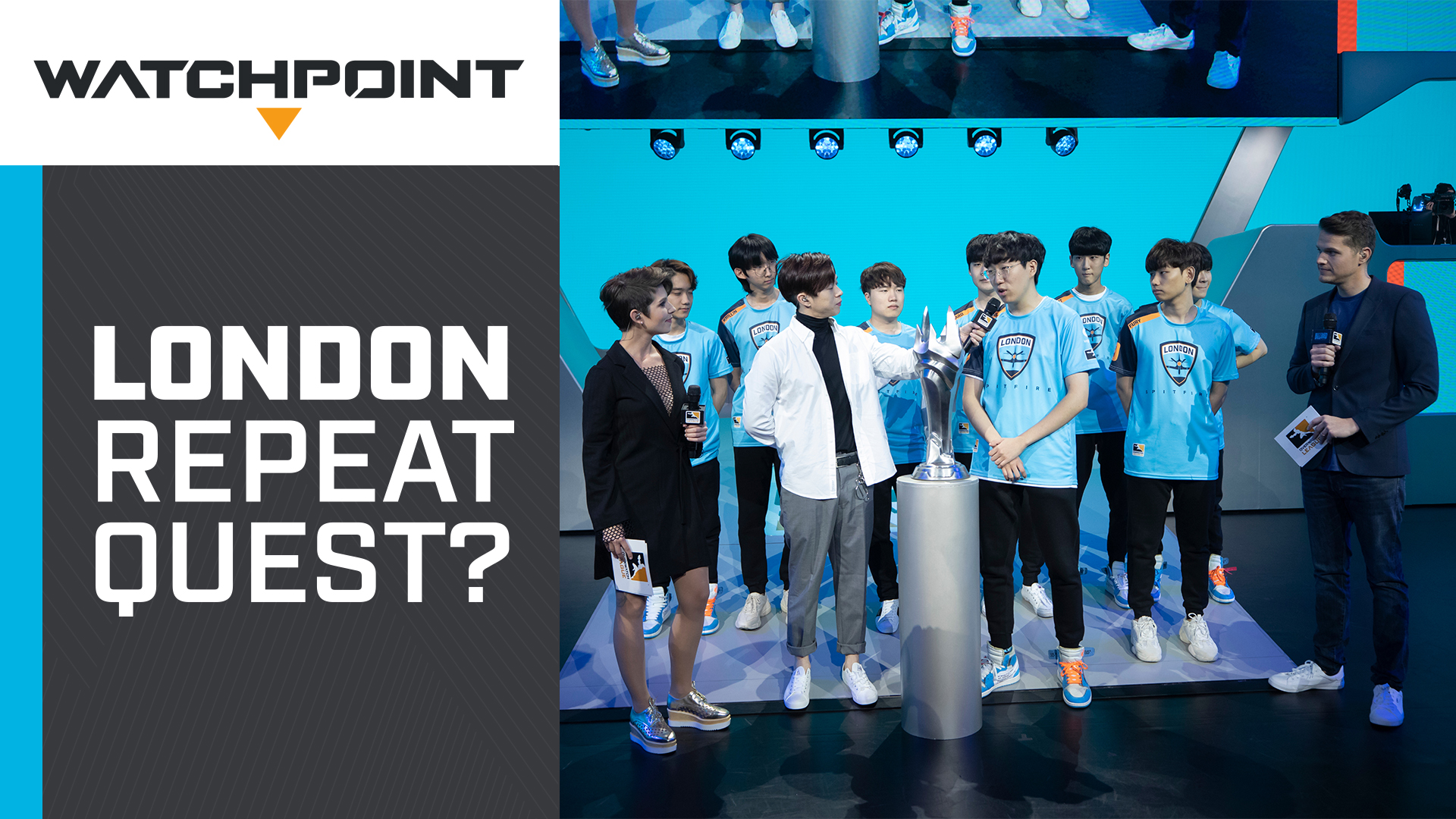 London Spitfire: Repeat Quest?