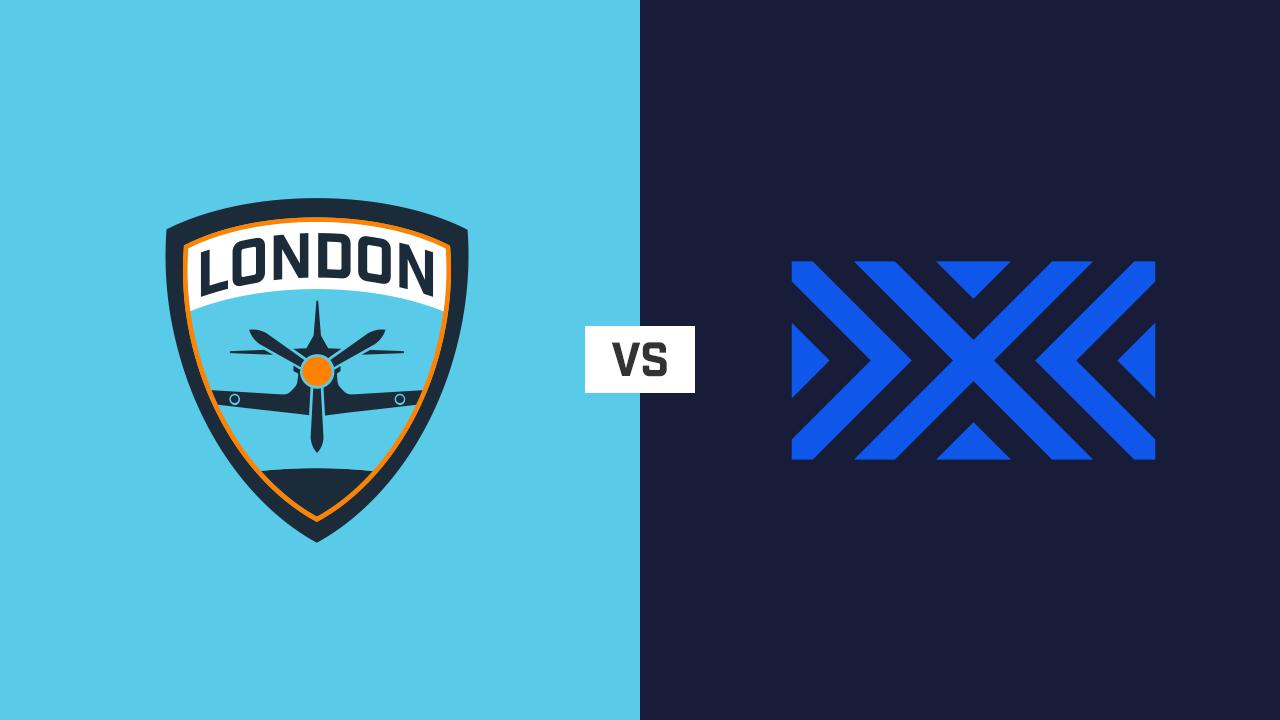 完整比赛 | 伦敦喷火战斗机队 VS 纽约九霄天擎队