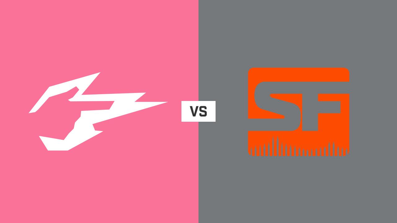 完整比赛 | 杭州闪电队 VS 旧金山震动队