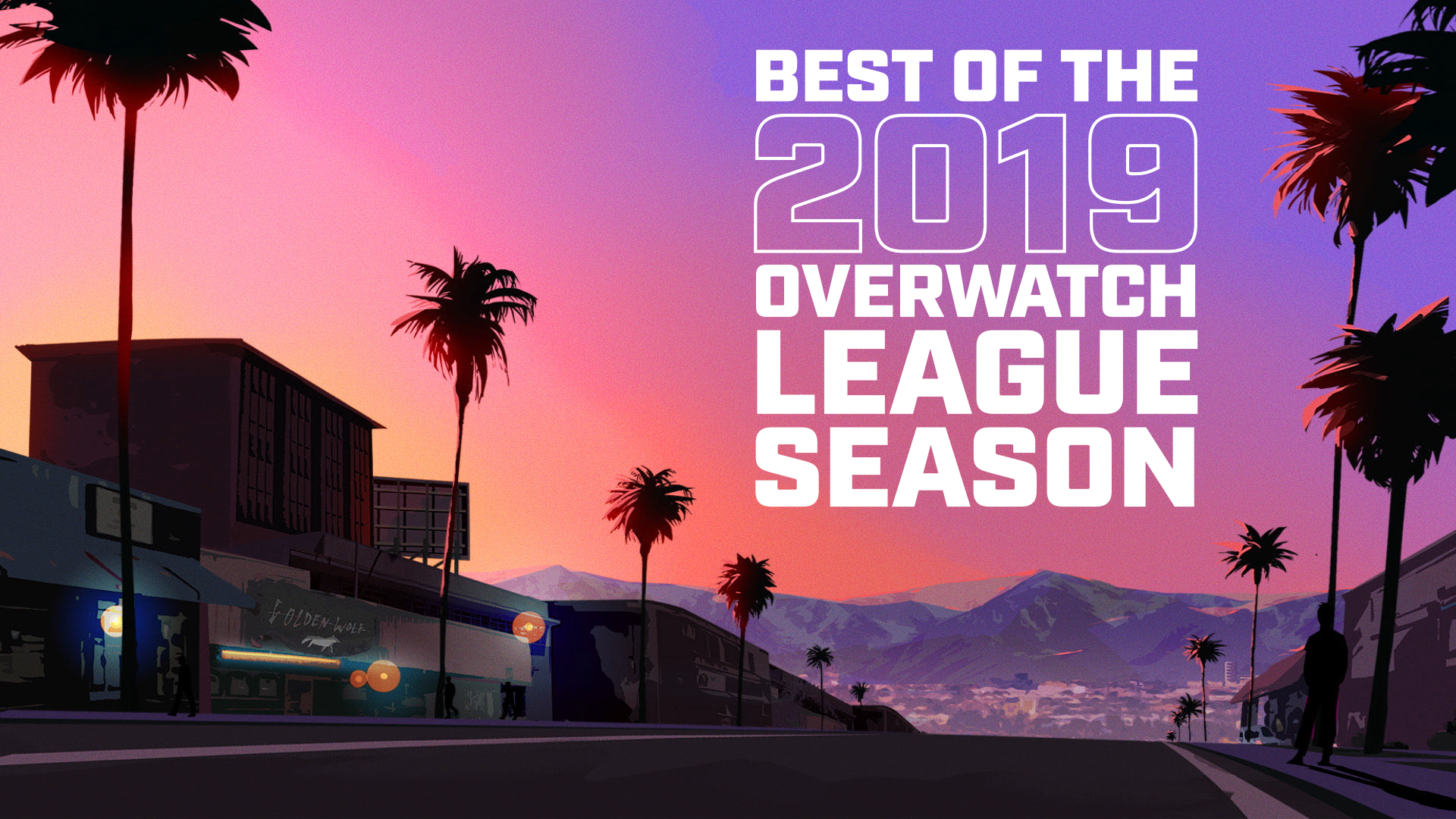 Best of the 2019 Overwatch League